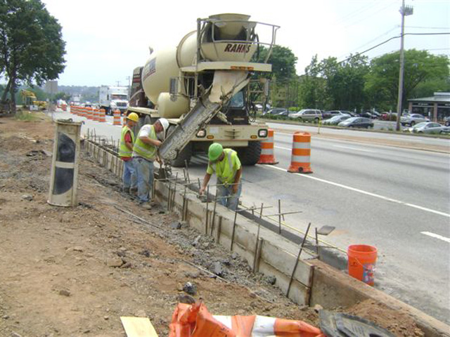 PennDOT Highway Occupancy Permitted (HOP) right-of-way work